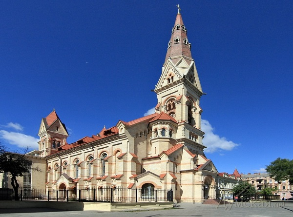 Лютеранская Церковь Святого Павла